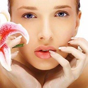 el acne y la piel sensible