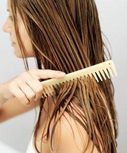 como evitar que el cabello se enrede