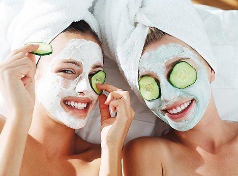 prepare su mascarilla facial en casa