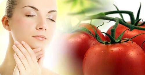 Mascarilla facial de tomate1