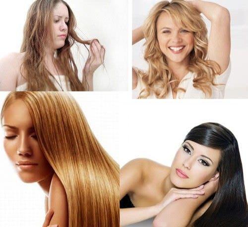 Como determinar su tipo de cabello1