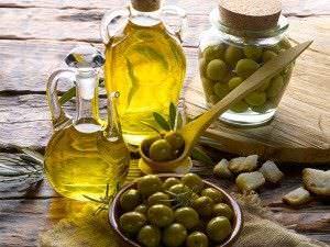 Acondicionador de Aceite de Oliva para Cabello Brillante2