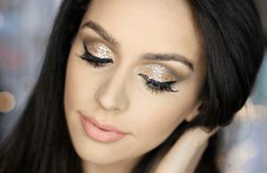 10 Estilos Festivos de Maquillaje para Navidad1
