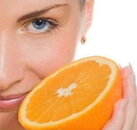 Mascarilla de Clara de Huevo y Polvo de Cascara de Naranja para el Invierno