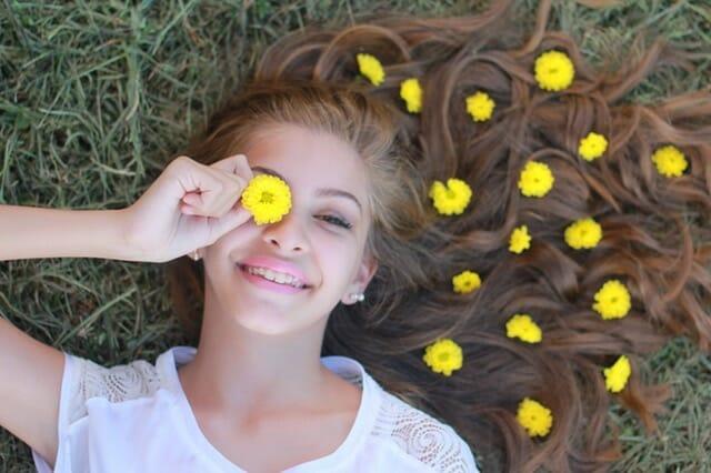 Remedios caseros para el cabello seco